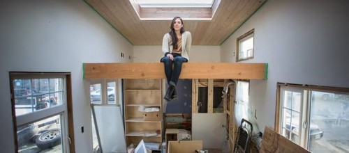 Tiny-house movement gets big push forward in Vancouver campaign
