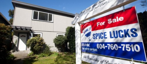 B.C. home sales levels 'back to normal'